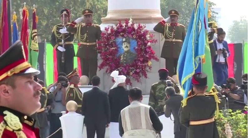 день афганистана когда отмечается количества поваленных