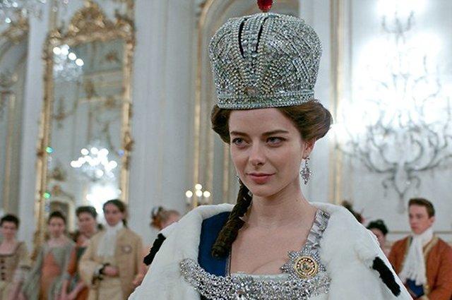 Императрица Екатерина II - портрет, биография, личная жизнь ... | 425x640
