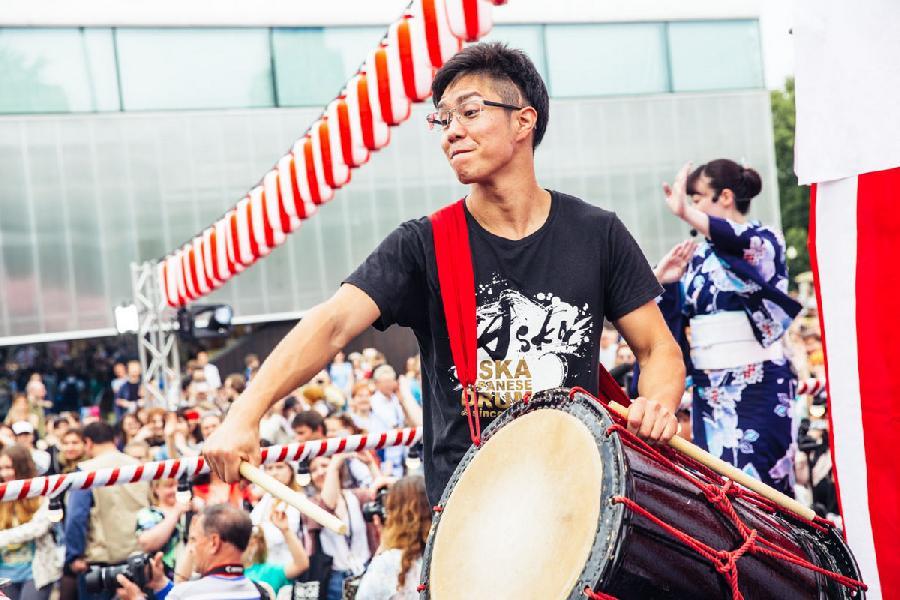В столице пройдет фестиваль японской культуры под открытым небом