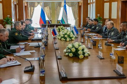 Россия и Узбекистан подписали программу партнёрства до 2025 года