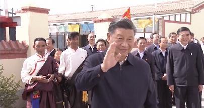 Си Цзиньпин подчеркнул важность укрепления национального единства