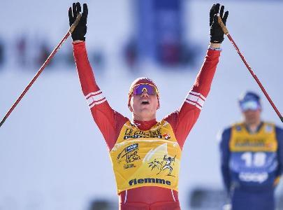 Росгвардеец стал рекордсменом «Тур де Ски»