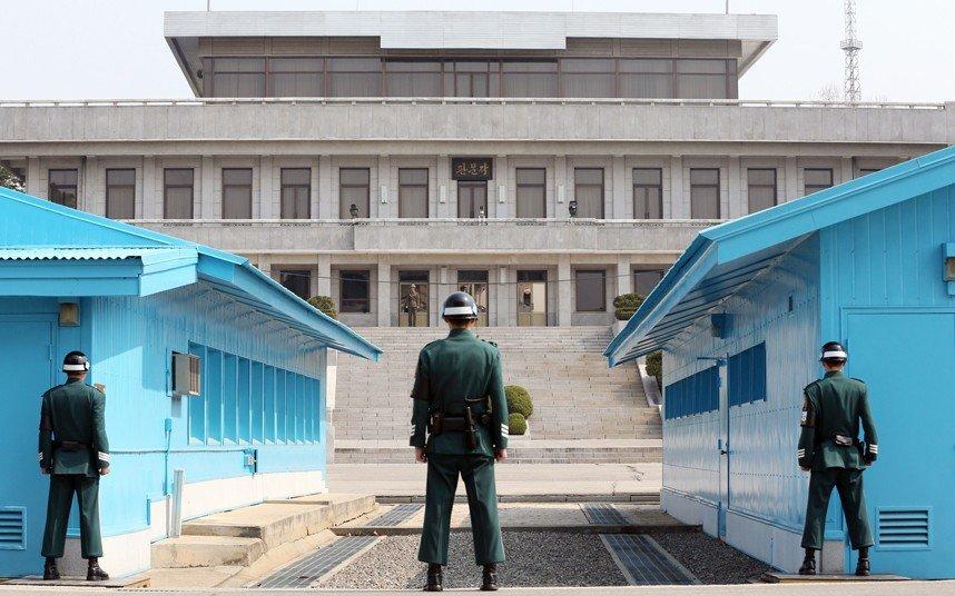 Военные Южной Кореи иКНДР провели переговоры науровне генералов