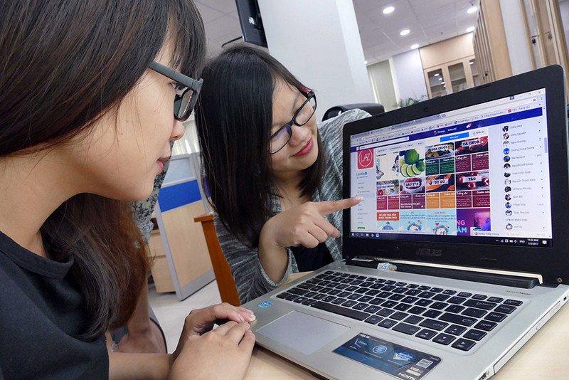 Оборот e-commerce во Вьетнаме составил почти $8 млрд