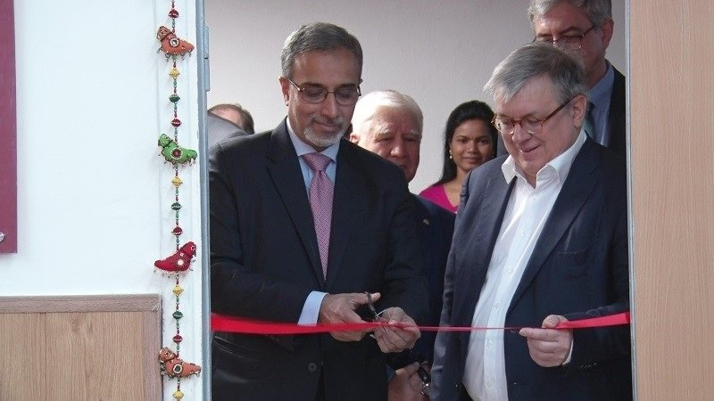 In Moscow has opened a new center expert cooperation of Russia and India