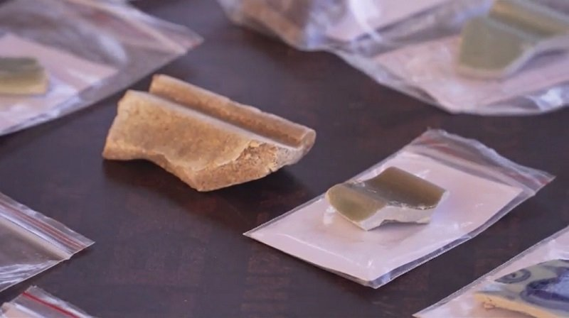 China and the United Arab Emirates found evidence for the existence of the ancient silk road