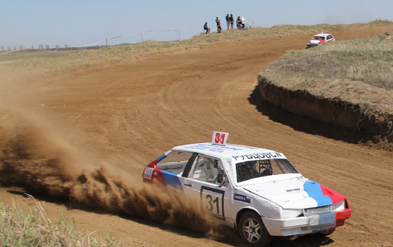 Spectacular race held in the Altai