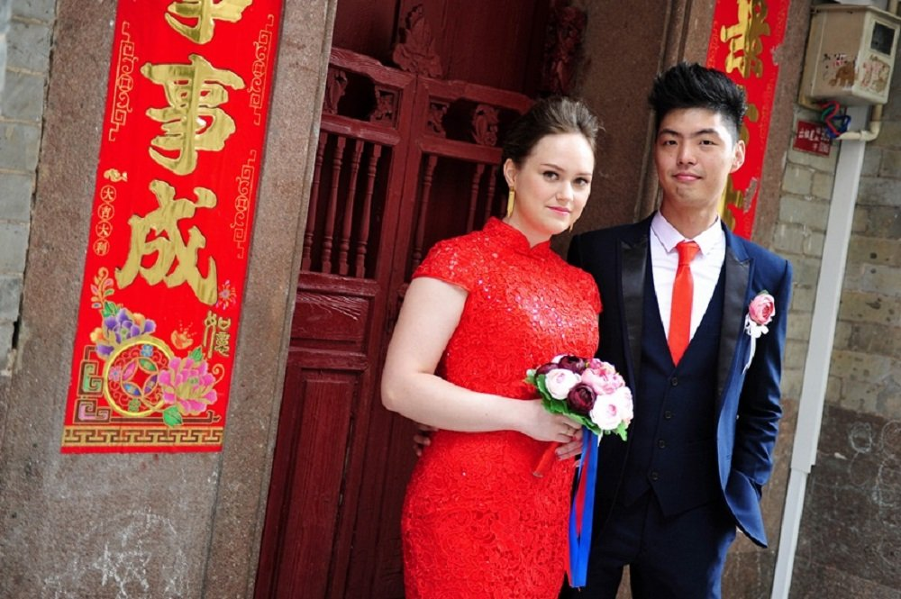Китаянки Любят Русских
